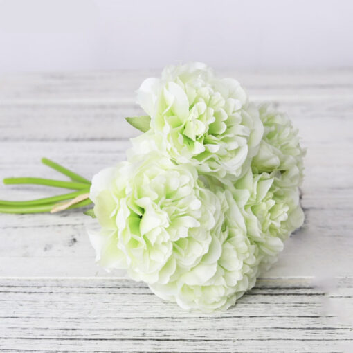 Artificial flowers for home decoration